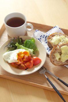 Breakfast of one day Breakfast, Morning Coffee