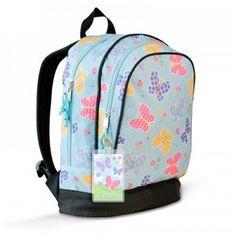 991720e1a9fb Butterfly Garden Kids Backpack Kids Backpacks