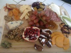 Super Fancy Chef: How To Compose Impeccable Cheese Plates