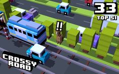 FUNNIEST CROSSY ROAD PIC EVER