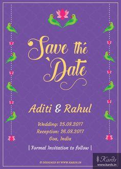 Vibrant Parrot Indian Wedding Invitation E-Card Wedding Budget Breakdown, Budget Wedding, Wedding Planning, Indian Wedding Cards, Indian Wedding Invitations, Wedding Gown Preservation, Wedding Invitation Etiquette, Wedding Card Design, Card Patterns