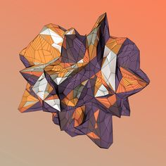 Artwork by Raw & Rendered #3d #design #cinema4D #render #progressbeforeperfection