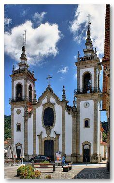 Igreja matriz de Vila Nova de Cerveira