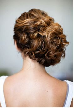 Big Wedding Hair