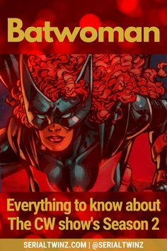 Missing Batwoman? We do too, that's why we wrote a blog post about everything we know about the upcoming Batwoman Season 2 which should premiere on The CW on January 2021. So click the pin to read all about Batwoman Season 2 now starring the talented Javicia Leslie: news, cast, plot, spoilers, S1 Recap, trailer, promo, and more   #Batwoman #TVSeries #BatwomanS2 #TheCW Dc Comics Tv Series, Marvel Series, The Cw Tv Shows, Superhero Tv Shows, Universe Tv, Black Siren, Ally Mcbeal, Doom Patrol, His Dark Materials