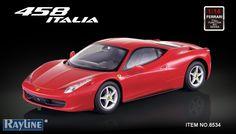 RC 8534 MJX Ferrari 458 Italia