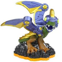 Skylanders Giants - LightCore Drobot [Tech] Character, Series 2