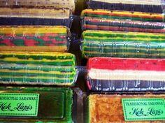 Kek Lapis (Layer Cake)