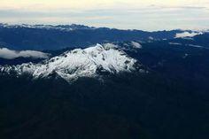 Pico Humbold. 4960 m. Mérida. Venezuela