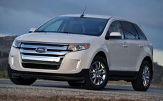 2012 white ford edge | 2012 Ford Edge Owners Manual