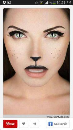 Make up for Halloween
