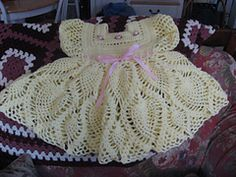 Ravelry: Graceful Gown pattern by Beverly Study