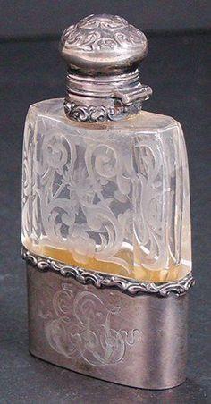 perfume bottles on Tumblr
