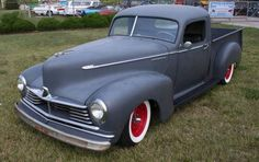 1946 Hudson Pickup Featured