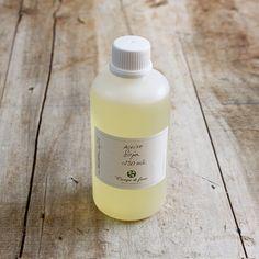 Aceite de soja | Aceites vegetales para hacer jabones y cremas caseras