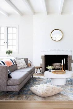 87 best living room rug images rugs in living room - Small living room rug ...
