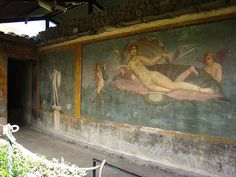 Ancient Pompeii, Pompeii Ruins, Pompeii Italy, Pompeii And Herculaneum, Ancient Ruins, Ancient Artifacts, Ancient History, Roman History, Art History