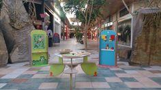 Galeries marchandes. #espace #enfant #bébé #famille #galerie #marchande