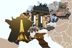 European Travel Bucket List