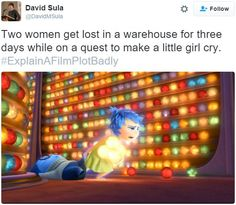 Inside out explained badly . . .
