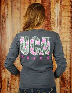 We love these Roses and you will too! Support your UCA in this awesome comfort colors t-shirt!