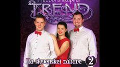 Nové CD  - Hudobná skupina TREND - Na slovenskej zábave II.