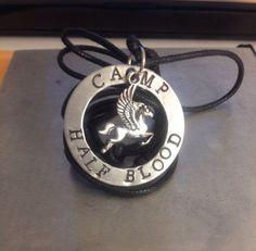 Percy Jackson inspiriert Camp Half-Blood von DauntlessTrader