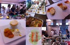 Rohrnudeln, Soufflé oder Lachs - wir haben gekocht in der V-ZUG GourmetAcademy!