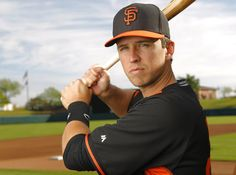 San Francisco Giants catcher Buster Posey poses for a portrait. San Francisco Giants Baseball, San Francisco 49ers, Stl Cardinals, St Louis Cardinals, Chicago White Sox, Boston Red Sox, Buster Posey, Tampa Bay Rays, Derek Jeter