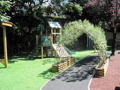 Outdoor Play Equipment by Schoolscapes Ltd.