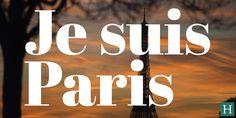 Je Suis Paris.