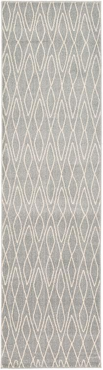 Gray Tangier Area Rug