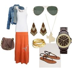 UT Game Day Outfit
