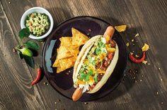 Recept na Hot dog Mexicana - KAMzaKRÁSOU.sk