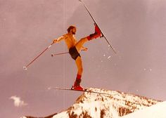 My Dad In The 70's Doing What He Loves. Father To 4 Boys. More Man Than Myth Or Legend
