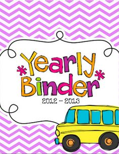 Must get this teacher binder from TPT!