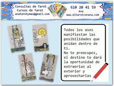Los Menores del Tarot: LOS ASES