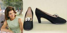 Long before Manolo Blahnik and Jimmy Choo were household fashion names, Hélèle Arpels's shoes were the favorite of the best-dressed. Trending Celebrity News, Manolo Blahnik Heels, Jackie Kennedy, Boot Socks, Fashion Heels, Designer Shoes, Jimmy Choo, Amazing Women, Nice Dresses