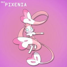 Pixenia Enchanted Pokemon Type: Fairy Ability: Serenity - Pixenia are said to be able to make their homes mirages, to avoid getting caught by trainers. Pokemon Show, Oc Pokemon, Pokemon Pokedex, Pokemon Eeveelutions, Eevee Evolutions, Pokemon Pins, Pokemon Comics, Pokemon Fan Art, Pokemon Fusion