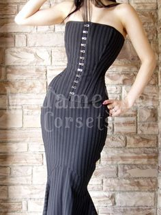 Madame Sher corsets... Love this.