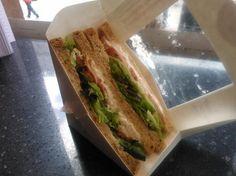 Pret-A-Manger sandwich