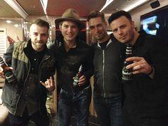 Jeremy (Paramore), Taylor e Ike!