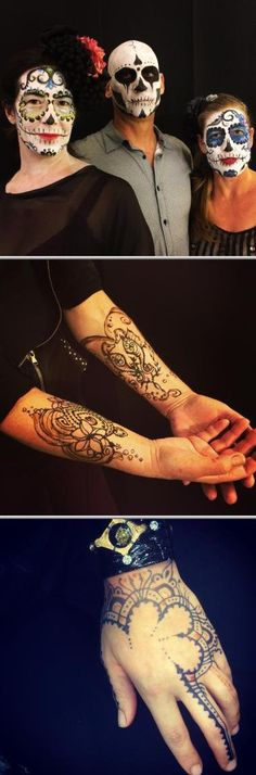 Rica Smith De La Luz has 16 years of experience in providing custom henna tattooing services. She is among the detail-oriented henna artists who also offer body painting, henna design, and more. Click to see 38 photos and 12 reviews.