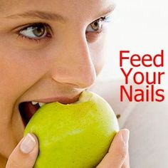 Diet For Healthy Nails - Eating an abundant amount of raw citrus and leafy greens can help your nails grow and become stronger!