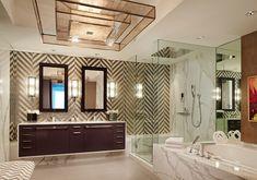 Baño Principal - Miami Beach Residence