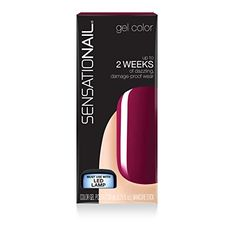 SensatioNail Color Gel Polish Sugar Plum 25 fl oz *** To view further for this item, visit the image link.Note:It is affiliate link to Amazon.