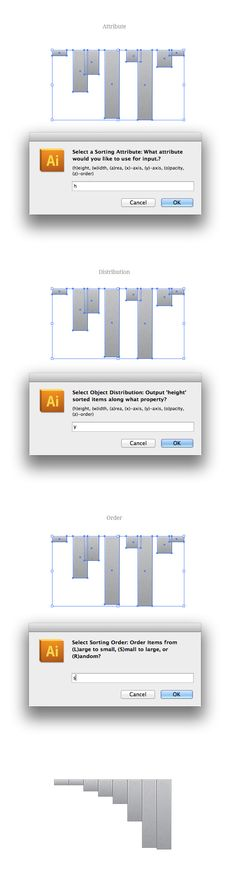 Adobe #Illustrator Organize Script