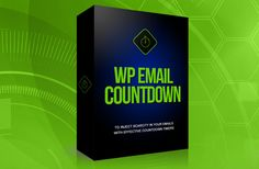 WP Email Countdown is a fantastic plugin that allows you to effortlessly add action-taking and profit-inducing countdown timers inside your emails. What's more, as I said before, not only you can add them to your emails but also to your websites and blogs, as a widget. Naturally, I am one of those marketers who constantly …