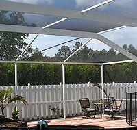 Tampa Screen Room Installation - Pool Enclosures - Southern Aluminum Installations Inc.