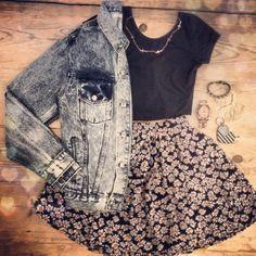 Fashion, Beauty and Style: Cute teenage outfits
